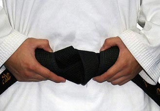 stress relief with martial art