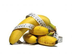 are bananas fattening?