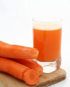 Ringworm Home Treatment with carrot extract