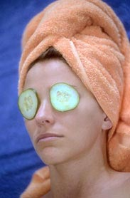 home remedy for puffy eyes
