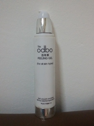 the odbo peeling gel