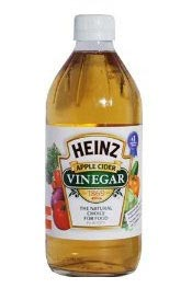 vinegar heartburn treatment